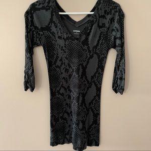 Express Tunic or Minidress - size S